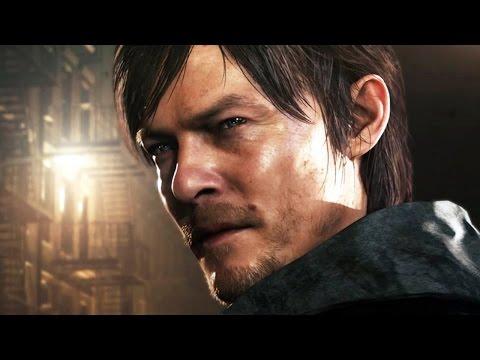 SILENT HILLS Trailer [Gamescom 2014] 1080p