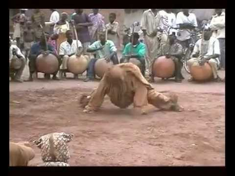 The Boloi - Senufo dance - Ivory Coast 1998