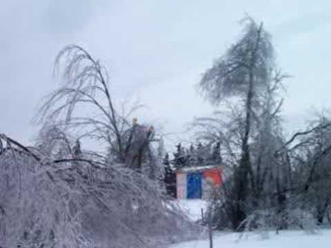 PEI Ice Storm 2008