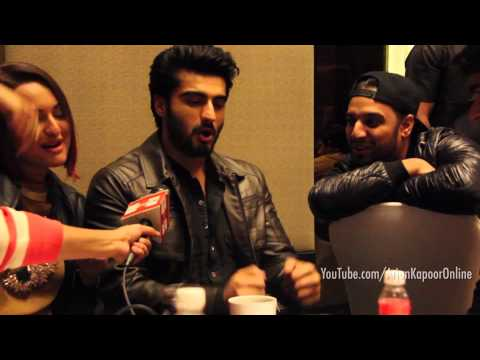 Arjun Kapoor's Diaries : My jugalbandi with Sonakshi & Imran Khan in Chandigarh