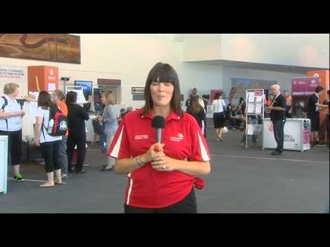 2014 WorldSkills Australia National Competition Day One Highlights