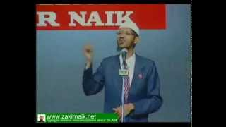 Zakir Naik Q&A-36  |    Hindu use idles for Concentration only