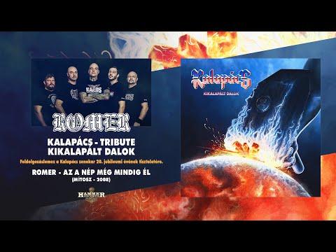 Romer - Az a nép még mindig él (Kalapács) hivatalos audio / official audio