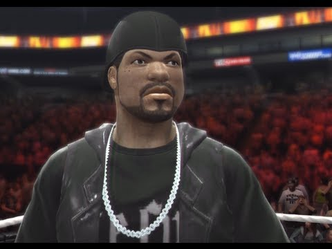 Ice Cube - WWE 13 - marcusgarlick