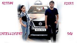 INTELLIGENT SUV|Nissan Kicks 1.5 diesel manual review + walk around | Rohan Vlogs|