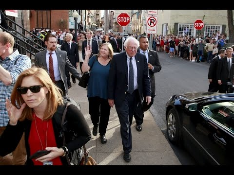 "EXCLUSIVE: Hillary's talking points ""are exactly Bernie's"" – Jane Sanders"
