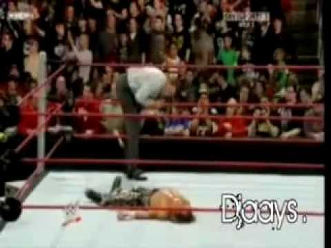 John Cena Vs Shawn Michaels Wwe Raw 2009 video