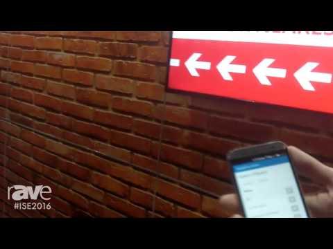 ISE 2016: Signagelive Details Signagelive Pusher, Emergency Messaging