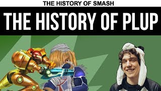 The History of Plup - Challenger of the Gods | The History of Smash (SSBM)