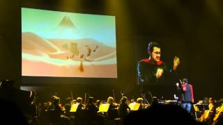 E3 2012 - Journey Orchestra Apotheosis vocals Live Austin Wintory Music Concert video games E3