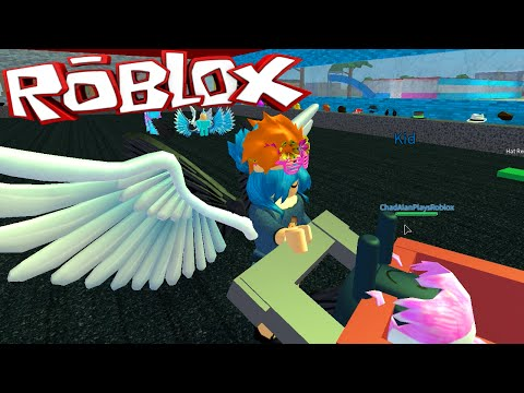 ROBLOX LIFE IN PARADISE with TACO POOP & I FART | RADIOJH GAMES