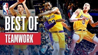 Best of NBA Teamwork Plays So Far | 2018-19 Season