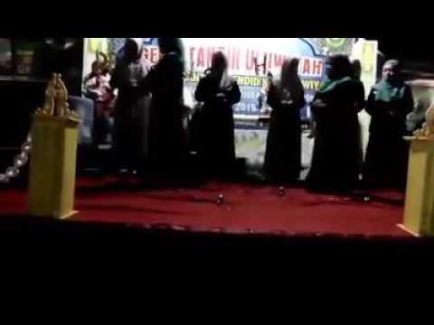 Jawara gema takbir uluwiyah 2016