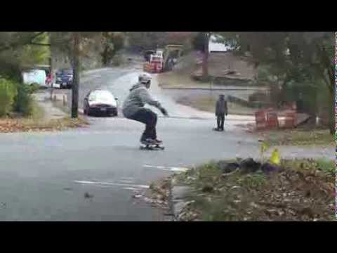 Longboarding : Whats Golden video