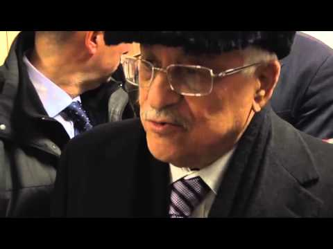 Palestinian President Mahmoud Abbas about Sweden's recognition of the State of Palestine