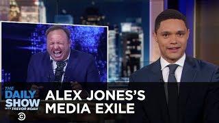 Venezuela's Assassination Scare & Alex Jones's Media Exile | The Daily Show