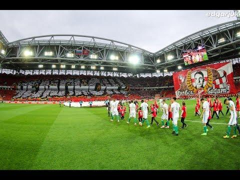Спартак vs Терек 2017. Перфоманс и шиза