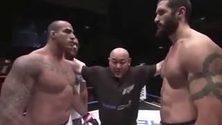Biggest MMA Fighters