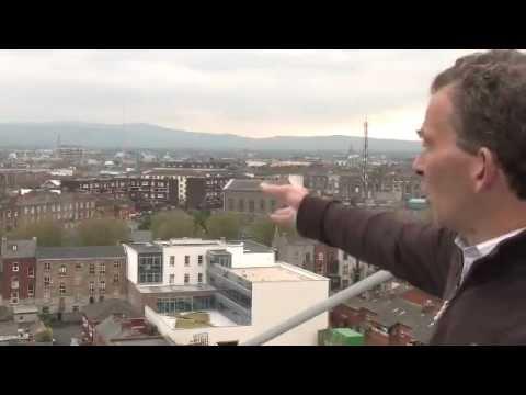 Ethiad Skyline Tour at Croke Park, Dublin
