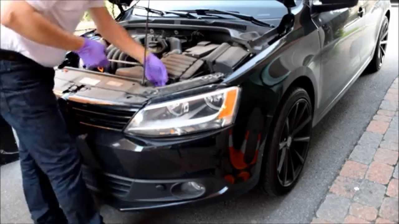 Led Projector Headlights Mk6 2011 2014 Volkswagen Jetta