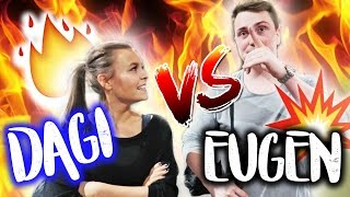 DAGI VS. EUGEN - im Jump House 💥 | Dagi Bee
