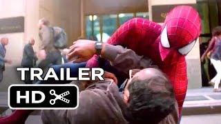 The Amazing Spider-Man - The Amazing Spider-Man 2 Official Enemies Trailer (2014) - Andrew Garfield Movie HD