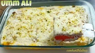 Umm Ali ( Arabian Sweet Dish )   Delicious Dessert Recipe   Bakraeid Special