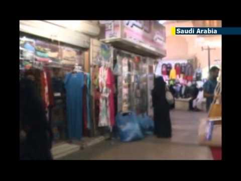 Saudi women defy driving ban: ladies in Saudi Arabia post protest videos of females behind the wheel