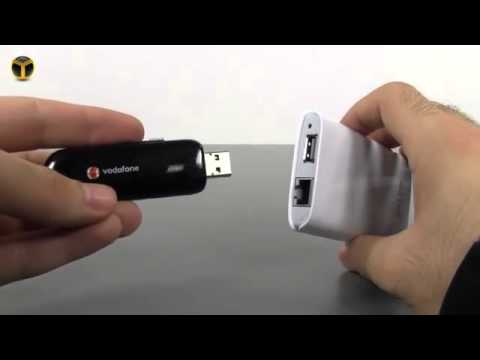 Portatif Bataryalı 3G/4G Kablosuz N Router  TL-MR3040