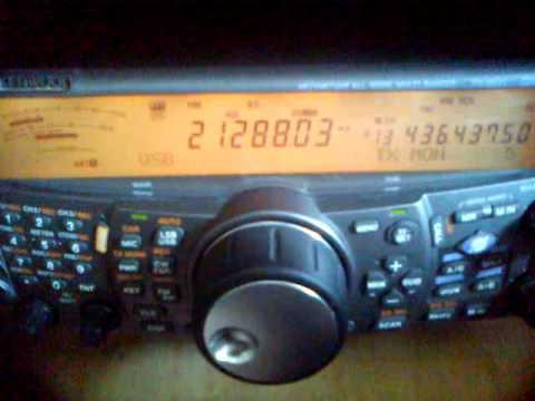 Amateur Radio Contest - SN5V & TM0HQ IARU HF 2011