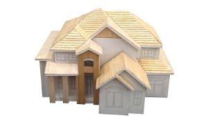 Scale Model House | Craftsman Design