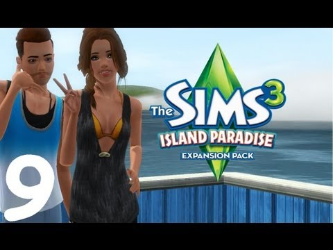 Let's Play: The Sims 3 Island Paradise - (Part 9) - Mermadic Kelp