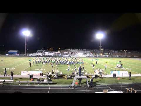 Ramsey High School: TOB NJ Championship @ Sayreville HS | 2011-10-22