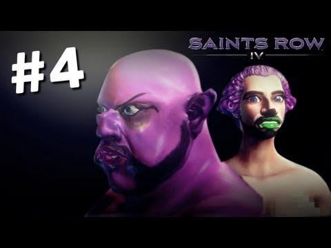 Saints Row 4 - Alex и Брейн - СУПЕР СПОСОБНОСТИ
