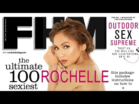 FHM Philippines July 2014 - Rochelle Pangilinan