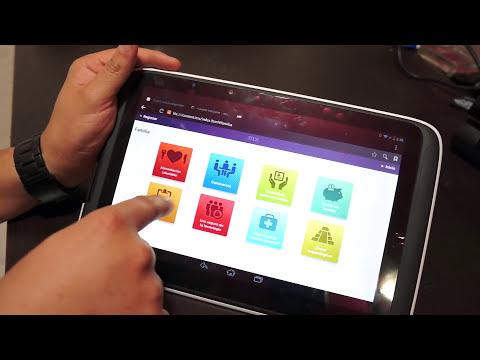 Tablet SEP para ciclo escolar 2014-2015 en 5to de primaria