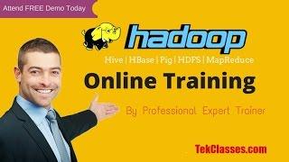 Big Hadoop Online Training | BigData Hadoop Video Tutorials | Big Data Hadoop Training