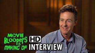 Birdman (2014) Edward Norton (Mike Shiner) Interview