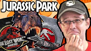 Jurassic Park 2 VS. 3 - What's better, The Lost World or Jurassic Park III?? - Rental Reviews