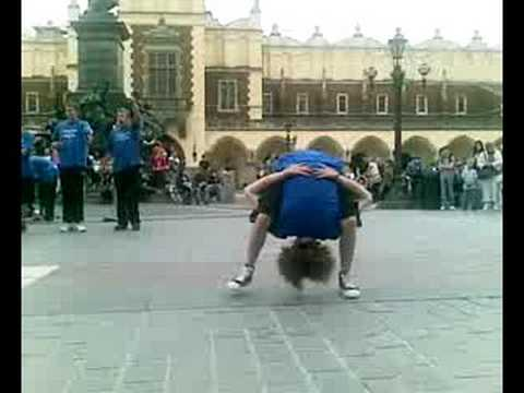 Breakdance Show - in Kraków