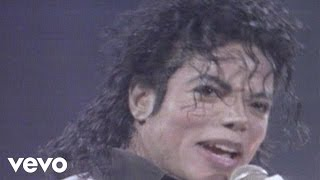 Клип Michael Jackson - Another Part Of Me (live)