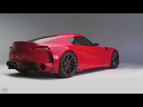 New Toyota Concept Sports Car Toyota ft 1 Concept Car