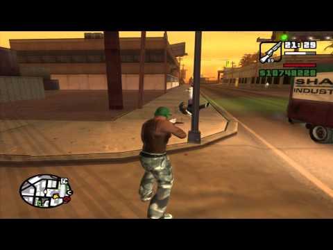 Обзоры модов Перейти в банду Ballas для GTA San Andreas