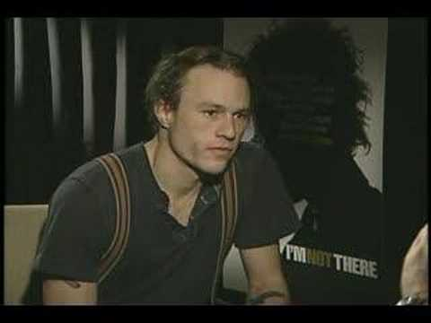 Last interview with Heath Ledger.