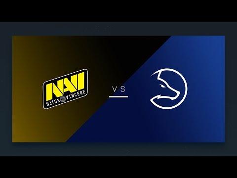 CS:GO - Na'Vi vs. LDLC [Nuke] Map 2 - EU Day 12 - ESL Pro League Season 7