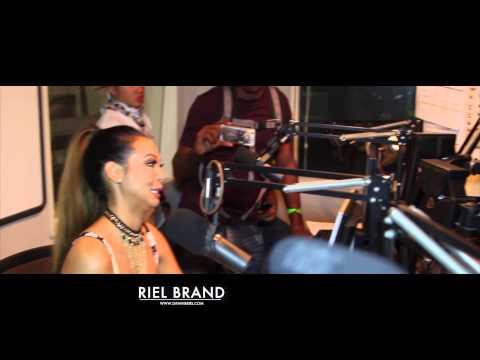 Dannie Riel | Radio Interview | Hot 1035 | Sacramento
