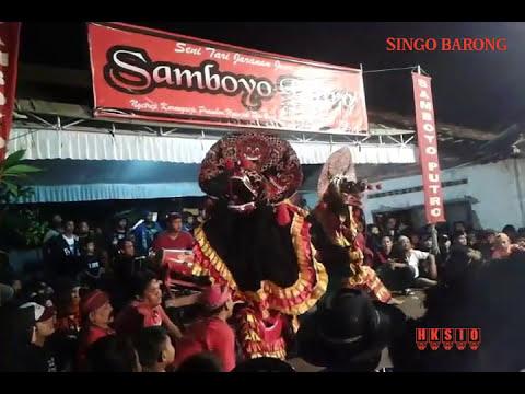 Samboyo Putro live Candi Nganjuk