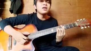 Aliando - Pergi Dari Hatiku (Cover Gitar Van VGR)
