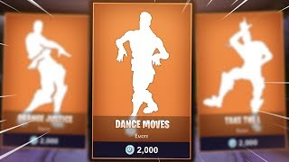 These Fortnite Emotes Must Be Legendary..!