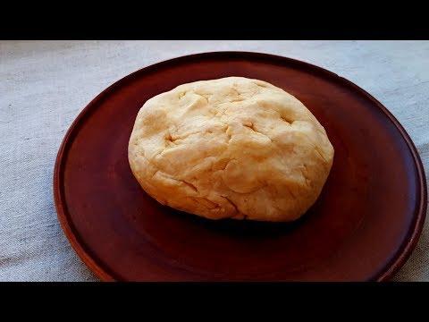 Тесто Бризе. Тесто для сладких и не сладких пирогов. Бризе Рецепт.